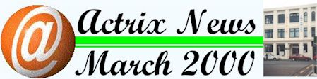 March Newsletter Logo