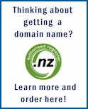 Thinking about a domain name?